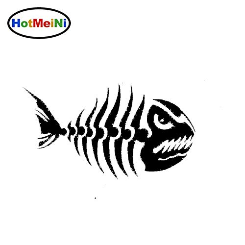 Tamiko - Fish Fishing Red Bass Grouper Deep Sea Window Sticker Decal #348 - (Color Name: As a picture ()