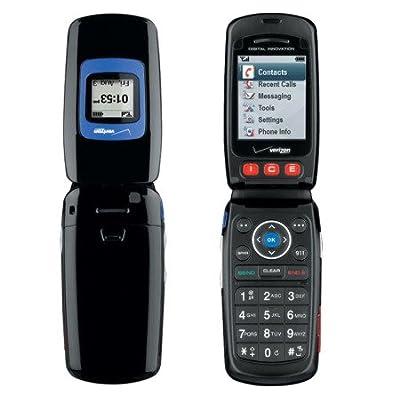 Amazon.com: Verizon UTStarcom Cell Phone CDM8630 Coupe