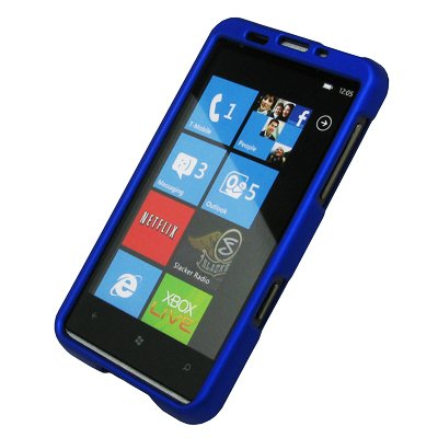 EMPIRE Schwarz Silicone Skin Cover Case Tasche Hülle for HTC Desire HD