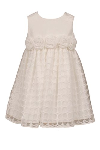 Heritage Olivia Girls Christening Gown, 0 to 3 Months