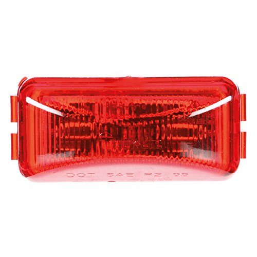 LED Truck-Lite 15250R 15 Series Red LED Marker//Clearance Lamp