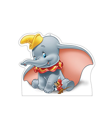 Advanced Graphics Dumbo Life Size Cardboard Cutout Standup - Disney's Dumbo -