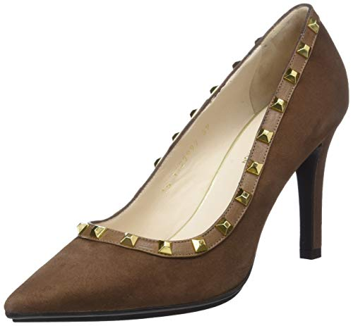 Relea40 Brown Escarpins Bout Ante Femme Fermé Lodi Brown Marron tp ante f8Sn4wxd