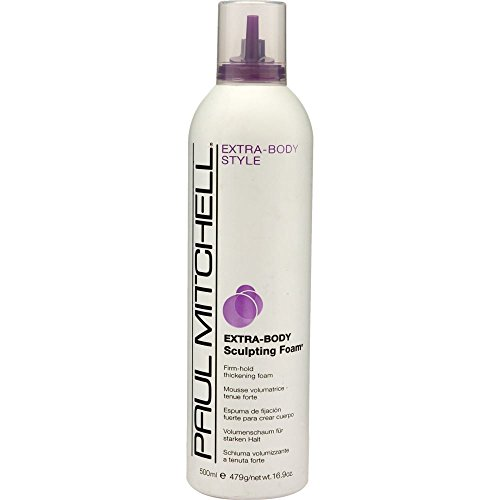 PAUL MITCHELL by Paul Mitchell EXTRA BODY SCULPTING FOAM FIRM HOLD 16.9 OZ for UNISEX ---(Package Of 4) by Paul Mitchell