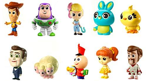 Disney Pixar Toy Story 4 Minis Ultimate New Friends 10-Pack