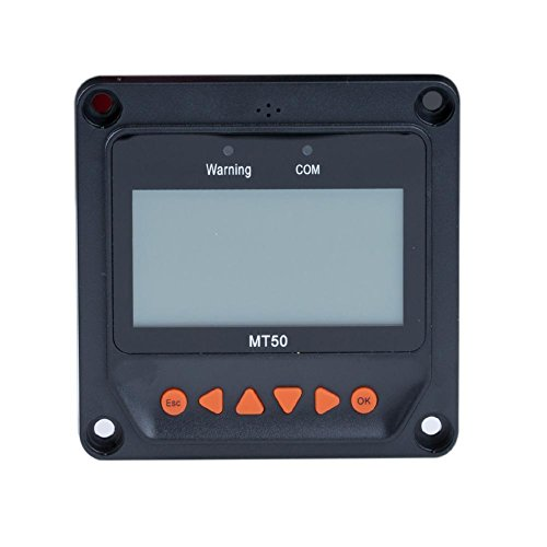 Sun YOBA MT50 LCD Display Remote Meter for Tracer-A Tracer-BN Series MPPT Solar controller by Sun YOBA