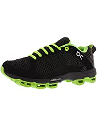 Cloudsurfer Running Women's Shoes Black/Lime Size 6