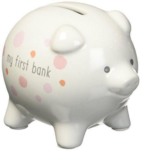 Enesco My First Piggy Bank Pink ()