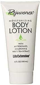 Life Extension Rejuvenex Body Lotion, 6-Ounce