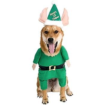 Rubie's Santa's Helper Pet Costume, X-Large