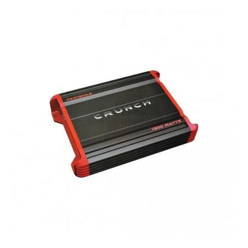 Crunch PZX13002 2CH Amplifier, 1300W