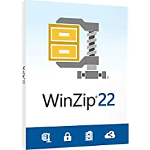 WinZip 22 File Compression & Decompression