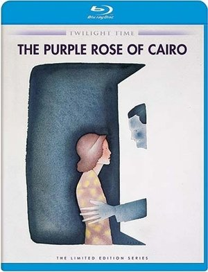 The Purple Rose Of Cairo- Twilight Time [Blu-ray] [1985]