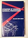 Synopsis of Common Surgical Procedures, Balazs Imre, M.D. Bodai, 0812112202