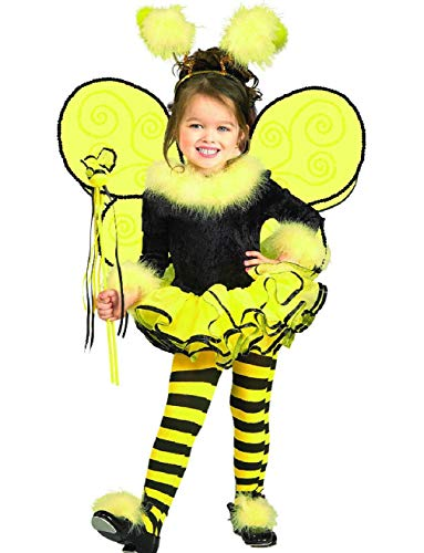 Child's Bumblebee Deluxe Bumble Bee Small 4-6 -