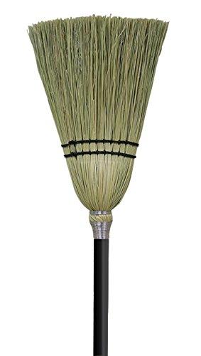 O'Cedar Commercial 6201-6 Lobby Corn Broom (Pack of 6)