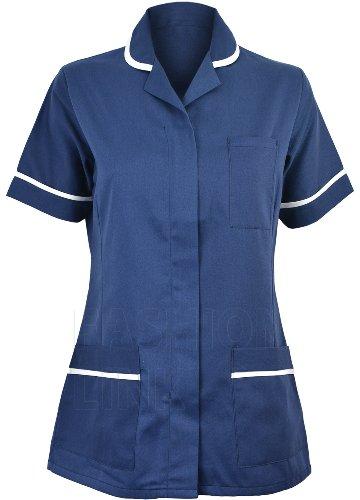 Casacca Blu Donna Fashion Da Navy Link Ug8nx6wp