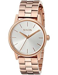 Nixon Womens A3611045 Kensington Stainless Steel Small Watch