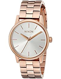 Nixon Women's A3611045 Kensington Stainless Steel Small Watch