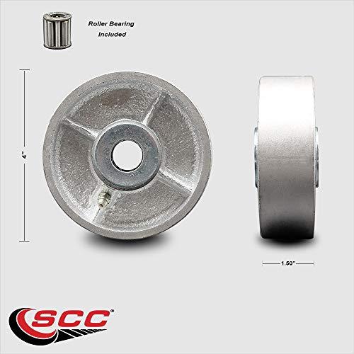 4 cast iron wheel - 3