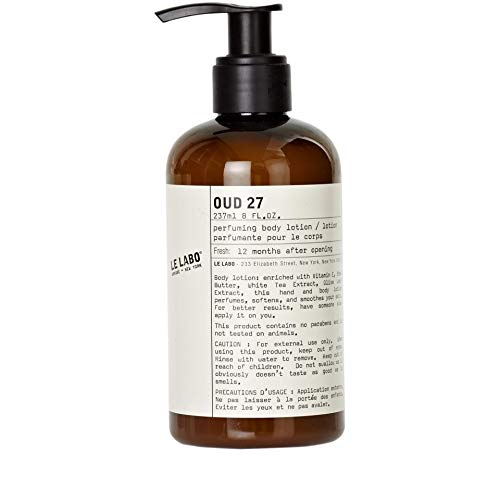 [Le Labo ] ルラボウード27手とボディローション237ミリリットル - Le Labo Oud 27 Hand and Body Lotion 237ml [並行輸入品] B07S96G7DY