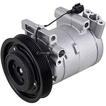 AC Compressor & A/C Clutch For Nissan Sentra 2000 2001 2002 2003 2004 2005 2006 - BuyAutoParts 60-01491NA NEW