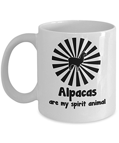 Justice Design Fan (Alpacas Are My Spirit Animal Llama Love Funny)