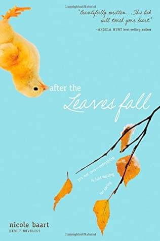 book cover of After the Leaves Fall