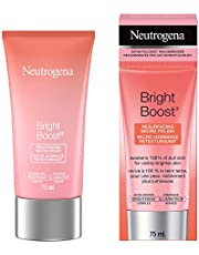Neutrogena Bright Boost Resurfacing micro polish Exfoliating Face Scrub With Ahas, Glycolic and Mandelic Acid, Gentle Skin Resurfacing Facial Cleanser for Brightening & Anti Aging, 75 Milliliters