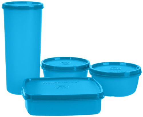 Signoraware Best Jumbo Lunch with Bag, T Blue