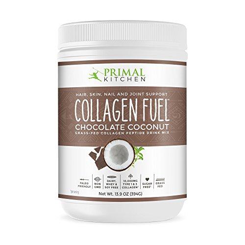 Primal Kitchen Collagen Chocolate Supports
