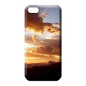 iphone 6plus 6p Excellent Scratch-proof For phone Protector Cases phone carrying cover skin sky blue air white cloud