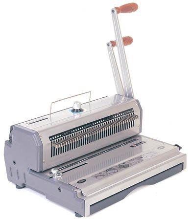 Akiles Wiremac-M Manual Wire-O® Binding Machine BINWEWIREMAC3