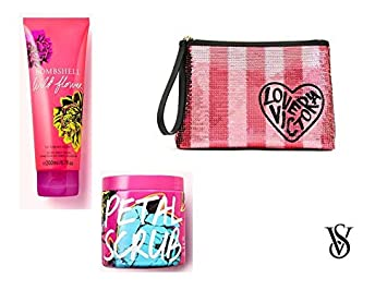 94c5d17fc8487 Amazon.com : VICTORIA'S SECRET SET of 3