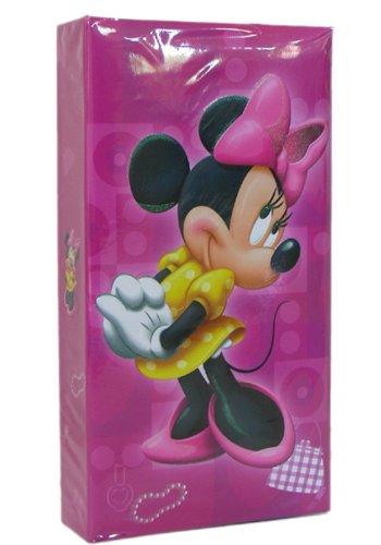 [해외]핑크 디즈니 미니 마우스 사진 앨범 / Pink Disney Minnie Mouse Photo Album