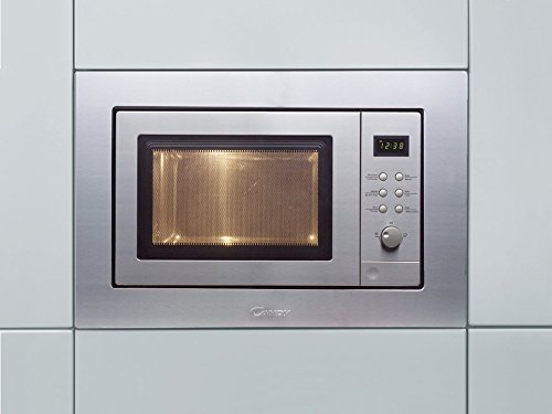 Candy MIC201EX Microondas integrable con grill y marco, Capacidad ...