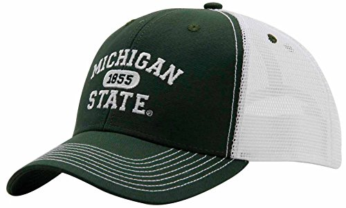 NCAA Michigan State Spartans Adult Unisex Sideline Cap   Adjustable