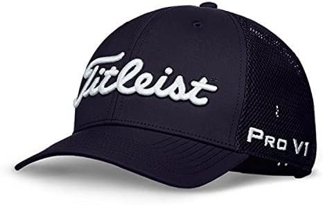 4089d5e0585 Titleist Golf Cap (Tour Snapback