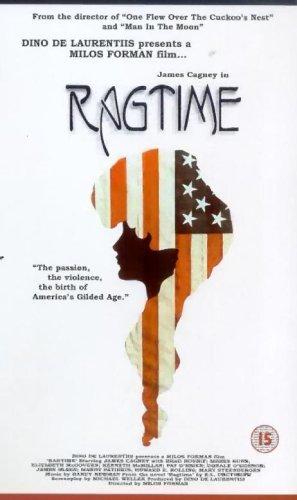 Ragtime [Francia] [VHS]: Amazon.es: James Cagney, Brad Dourif ...