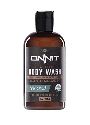 Onnit Spice Castile Biodegradable Plant Based
