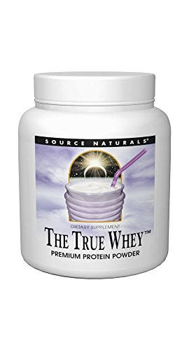 Source Naturals True Whey Premium Powder, 16 Ounce For Sale