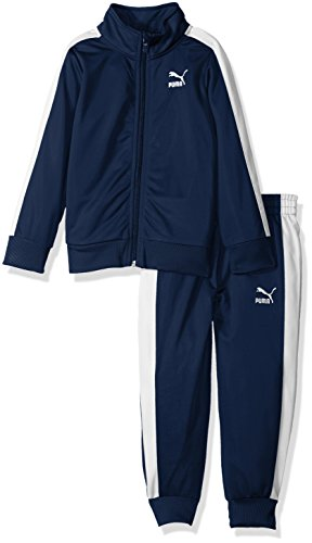 Price comparison product image PUMA Toddler Boys' Track Set, Sargasso Sea, 3T