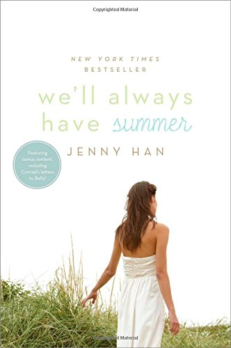 Book cover for We'll Always Have Summer
