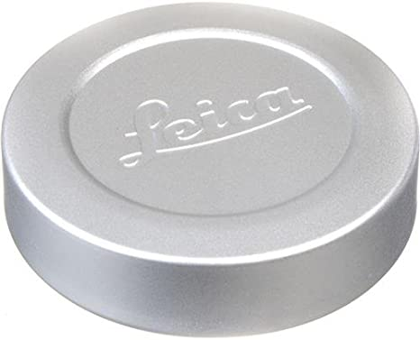 Leica Replacement Metal Lens Cap for 35mm f//2.5 and 50mm f//2.5 Summarit-M Lenses