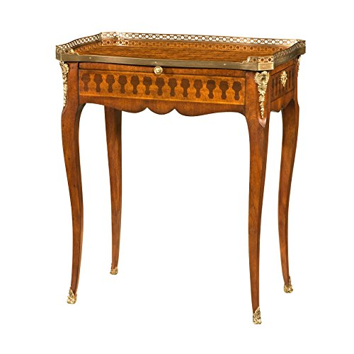 Louis XV Style Parquetry Side Table ()