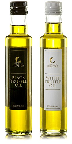 TruffleHunter Chef's Truffle Oil Set (Super Concentrated) (Truffle Olive Oil compare prices)