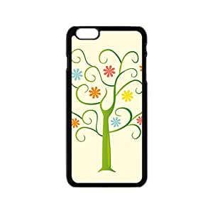 The Love Tree Hight Quality Plastic Case for Iphone 6