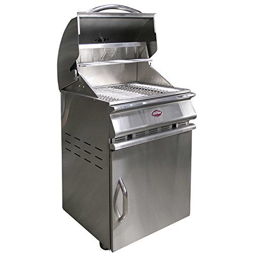 Cal Flame BBQCR11-COAL Stainless Steel Charcoal Grill