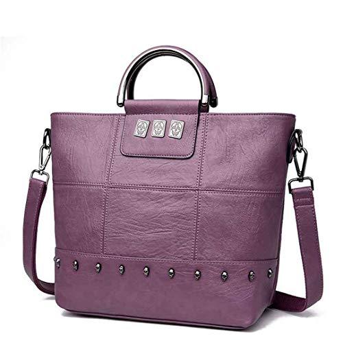 Tracolla Per A Donna Black Purple Donna Borsa gTpqwZvF