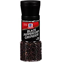McCormick Black Peppercorn Grinder, 2.5 oz